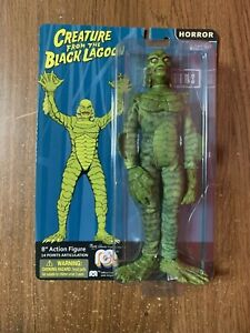 """Mego World's Greatest Monsters Creature Of The Black Lagoon 8"""" Action Figure"""