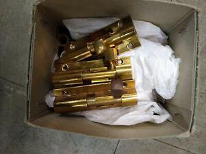 Box of 6 Samuel Heath 2 1/2 In Barrel Bolts a deal