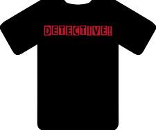 Detective T-Shirt - Inspired By Lucifer Tom Ellis