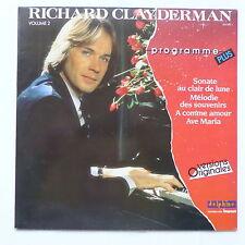RICHARD CLAYDERMAN Programme plus Sonate au clair de lune DELPHINE IMPACT 824083