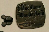 Disney Pin #376 One Hour in Wonderland Countdown to the Millennium 8