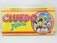 CLUEDO JUNIOR DISNEY  EG EDITRICE GIOCHI 1201 FONDO MAGAZZINO[N09-009]