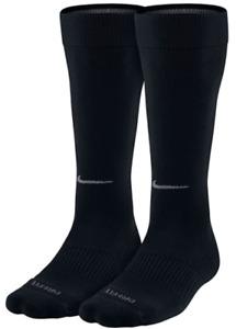 Nike Vapor Cushioned Knee High Baseball Socks 3 Sizes Black or Navy FREE SHIP!!
