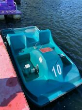 Paddle Boat - commercial 4-seat unit ready for fun