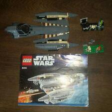 Lego ® Star Wars ™ general Grievous Starfighter 8095 con figuras y receta