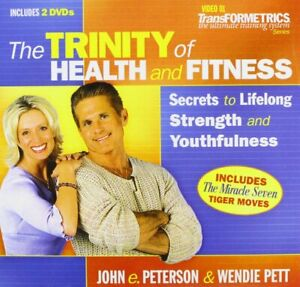 Trinity of Health and Fitness (DVD, 2006)