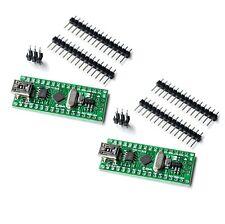 2 x Arduino Nano V3.0 ATmega168 5V Micro-controller USA seller fast shipping
