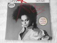 "DIANA ROSS SWEPT AWAY-"" RARE DJ PROMO"" 1984 LP AUST ONLY PRESSING- N.MINT!"