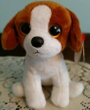 Ty Beanie Baby Banjo (Big Eyes), Beagle Dog,Tags Great condition,Rare, 2013
