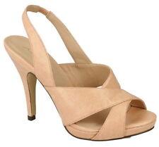 Animal Print Stiletto Party Standard (D) Heels for Women