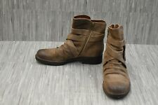 Born Eton (F51517) Ankle Boot - Women's Size 8.5M - Taupe