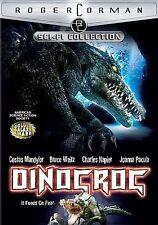 Dinocroc (Dvd, 2005) Sci-Fi movie New Factory Sealed