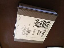 BOBCAT T250 250 SKIDSTEER LOADER SERVICE MANUAL  MELROE