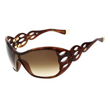 John Galliano Cool Unisex Sunglasses JG0040 52P Brown New and Authentic