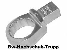 Rahsol Ring Einsteckwerkzeug SW 27 mm 14x18 Einsteckschlüssel Drehmomentschl.