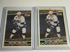 LOT OF 10 UNSEARCHED COLLECTIBLE HOCKEY SPORTS CARDS- GRETZKY & MORE   LOT 2