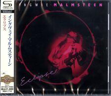 YNGWIE MALMSTEEN-ECLIPSE-JAPAN SHM-CD D50