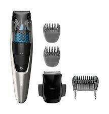 NEW Philips Norelco Beard Vacuum Trimmer 7200 Series 20 length settings