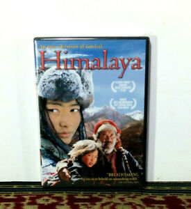 Himalaya  - DVD - 2002 - Survival Adventure / Tibet - SEALED