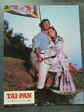 TAI-PAN - Aushangfoto #5 - Daryl Duke - Bryan Brown, Joan Chen