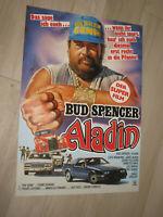 Aladin - Kinoplakat A1- Bud Spencer  Janet Agren Tony Adams Giancar Aladdin