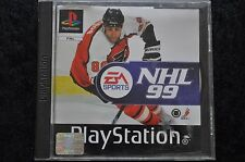 NHL 99 Geen Front Cover Playstation 1 PS1