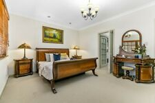 Bedroom Suite, Immaculate, As New, King Size, Firm Matress