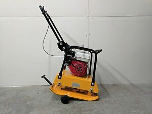 HONDA GX160 PLATE COMPACTOR TAMPER 18 INCH + WHEEL KIT + 3 YEAR WARRANTY