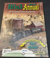 2012 HOn3 ANNUAL - How-To Guide For HO Narrow Gauge Excellent condition