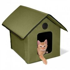 KH3990 K&H Pet Products Outdoor Kitty Cat House Unheated