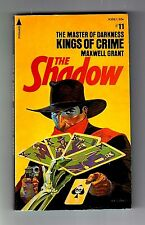 KINGS OF CRIME (Maxwell Grant/Walter Gibson/1st US/PBO/The Shadow #11)