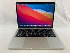 "Silver 2017 Apple Macbook Pro 13"", i5/8gb RAm/256gb SSD - BIG SUR, FULL FUNCTION"
