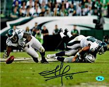 Jordan Hicks Autographed Signed 8x10 Photo Philadelphia Eagles (JSA PSA Pass)
