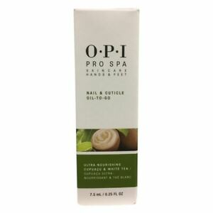 OPI PRO SPA Nail & Cuticle Oil-to-go 7.5ml Boxed UK STOCKIST
