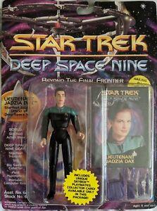 Star Trek Deep Space Nine Jadzia Dax Playmates action figure MOC