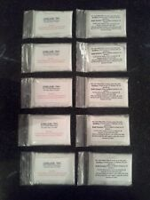 Citric Acid De-scaler - 100g - 10X10g sachets  - Steam Sterilisers & more