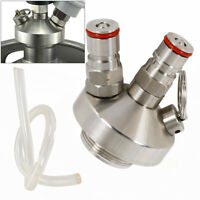 Beer Spear Faucet Tap Stainless Steel Homebrew Mini Beer Keg Dispenser Kits USA