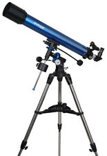 Meade Polaris 90 Equatorial Refractor telescope (UK)
