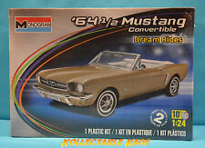 Revell Monogram 1 24 Scale 1964 1/2 Mustang Convertible Model Kit