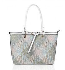 New Large Size Shopper Bag Ladies Butterfly Flower Flora Tote Bags Handbags CWRJ