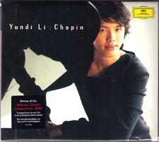 Yundi Li: Chopin Piano Sonata 3 fantasia Impromptu Polonaise Etude Nocturne CD