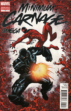 MINIMUM CARNAGE: OMEGA (2012 Series) #1 LIM Near Mint Comics Book