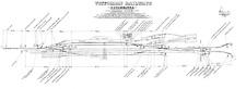 Victorian Railways Map..Korrumburra Station & Yard in 1928..a new A4 size copy