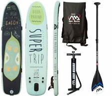 AQUA MARINA Super Trip Mega Sup Modell 2018 Stand Up Paddle Board Carbon Paddel