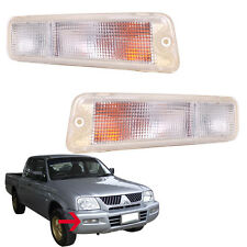 For 1995 96 97 98 - 2004 Mitsubishi Strada Triton L200 Animal Front Lamp Light