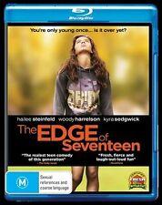The Edge Of Seventeen (Blu-ray, 2017) NEW