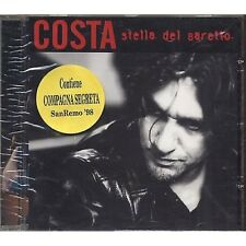 COSTA - Stella del baretto - SANREMO CD 1998 SIGILLATO SEALED