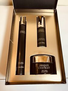 LANCOME ABSOLUE L EXTRAIT NEW ELIXIR ULTIME CONCENTRATE LOTION GIFT SET New