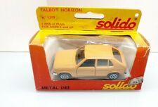 SOLIDO METAL 1/43 TALBOT HORIZON N° 1319 - 1/43