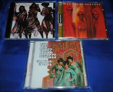 THREE DEGREES-3CD Set-Standing Up For Love/Maybe/So Much Love/The Three Degrees